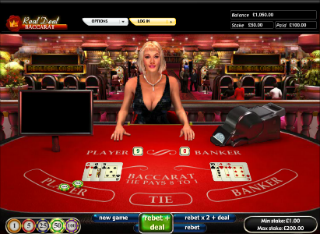 BetVictor Casino Baccarat