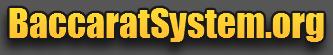 Baccarat System.org Logo